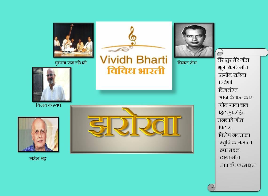 Jharokha-Today's (Sunday,8th January)Details Of The Main Programs