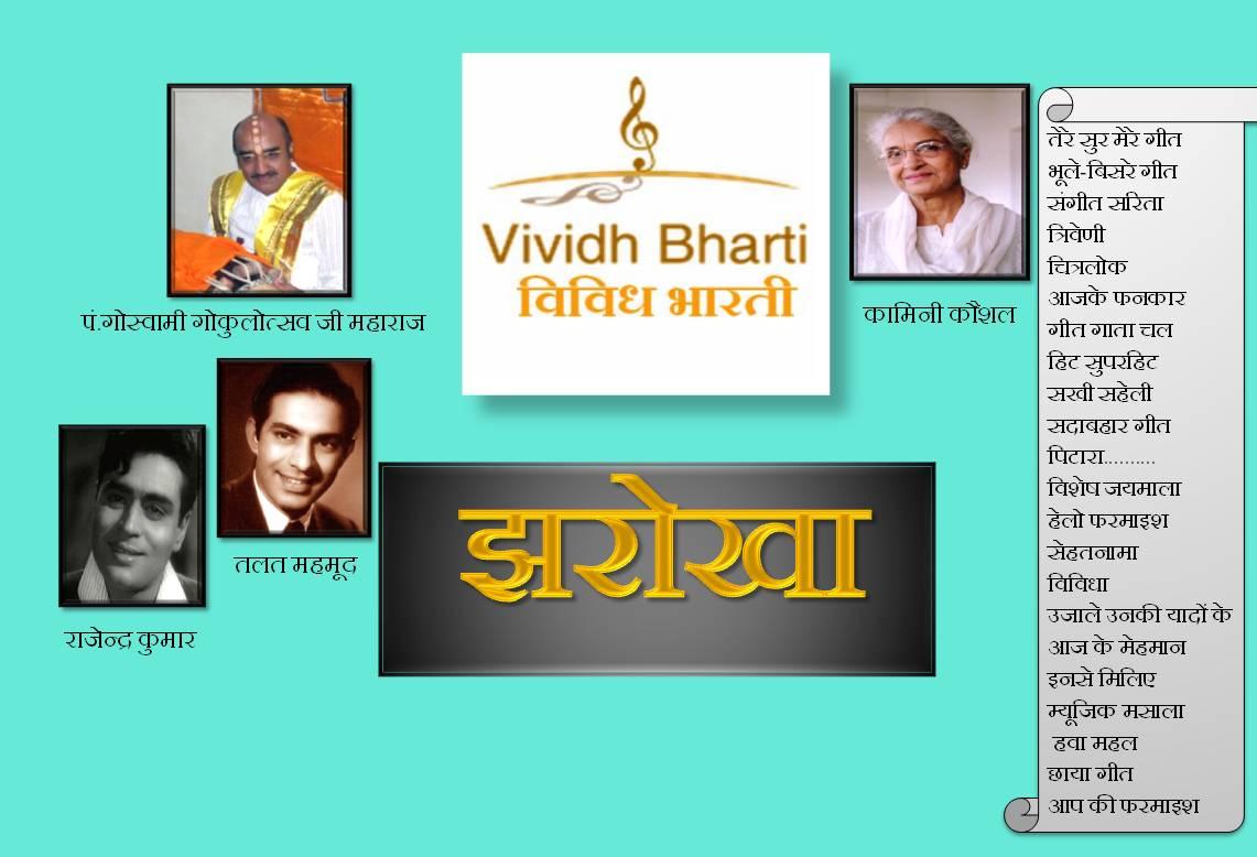 Jharokha -Today's (Friday-24th February) Details Of The Main Programs
